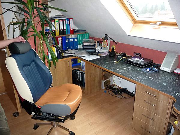 Schreinerei Höfner: Möbel für Dachgeschoss